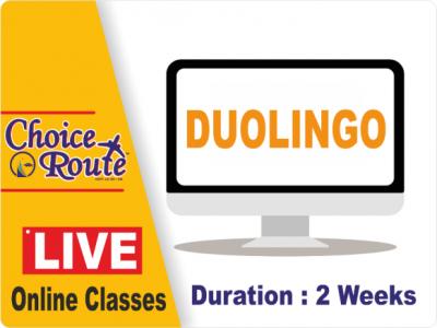DUOLINGO 2 Weeks